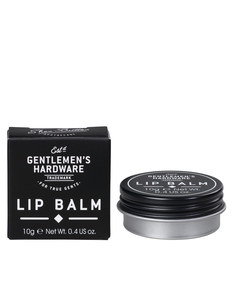 Gentlemen's Hardware Lip Balm Tin 10g