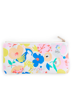 Ban.do Get It Together Pencil Pouch Mega Blooms