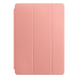 Apple Leather Smart Cover Soft Pink for iPad Pro 10.5-Inch