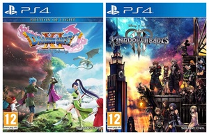 Dragon Quest XI: Echoes Of An Elusive Age + Kingdom Hearts III [Bundle]