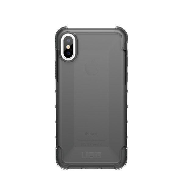 low priced 852aa 89971 UAG Plyo Case Ash Grey Transparent for iPhone X