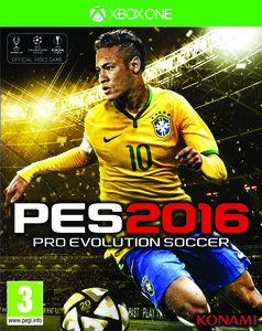 PES 2016: Pro Evolution Soccer [Pre-owned]
