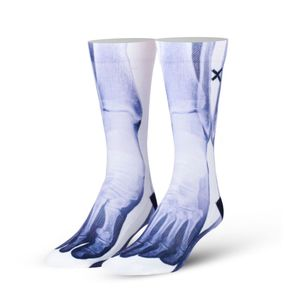 Odd Sox X-Ray Feet Men's Socks [Size 6-13]