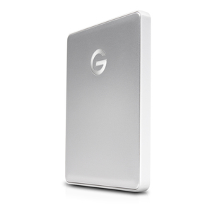 G-Technology 1TB G-Drive Mobile USB 3.1 Gen 1 Type-C External Hard Drive Silver
