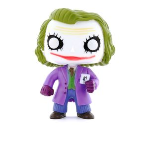 Funko Pop Heroes Dark Knight the Joker Vinyl Figure