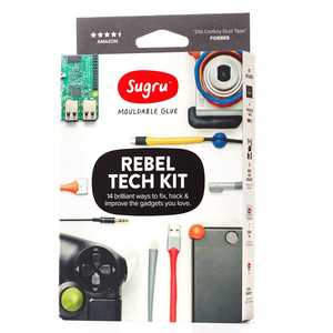 Sugru STECHKIT01 Rebel Cable insulation [4 Pack]