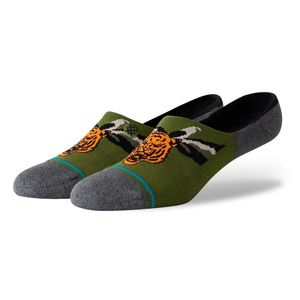 Stance Big Cat Men Socks Green