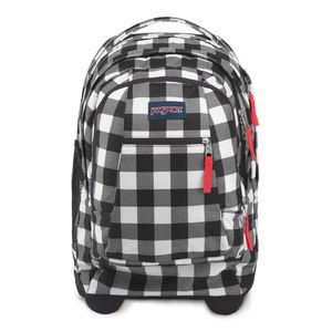 Jansport Driver 8 Buffalo Check Mix Trolley Bag