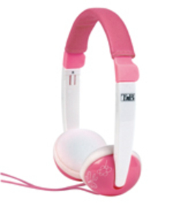 TnB Pink Kids Stereo Headphone