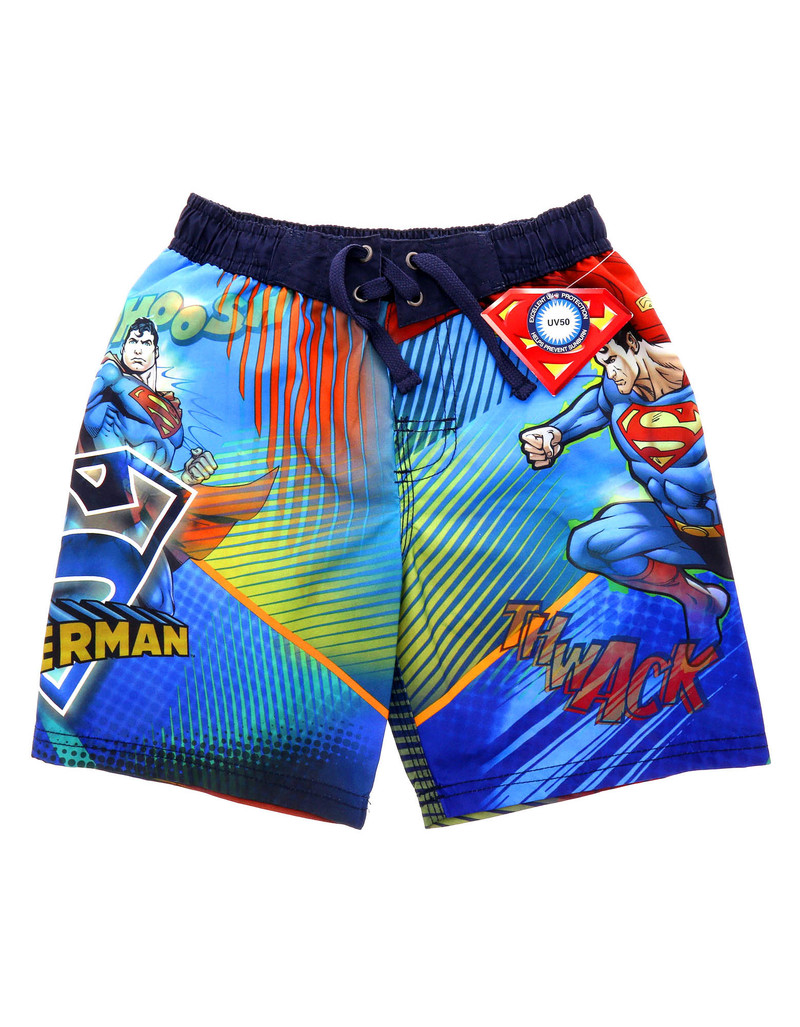 Superman Toddlers Swimshorts 5