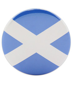I Want It Now Scotland Fridge Magnet