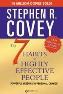 7 Habits Of Highly Effective People Pb