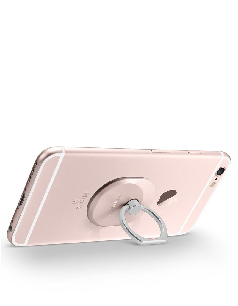 online retailer de22e ccbf0 Spigen Style Ring Grip Rose Gold For Smartphones