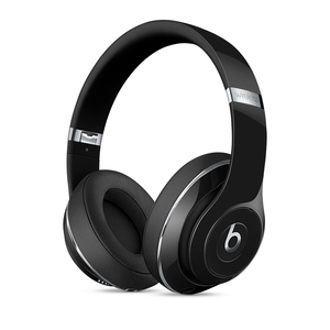Beats By Dr Dre Studio Gloss Black Wireless Headphones