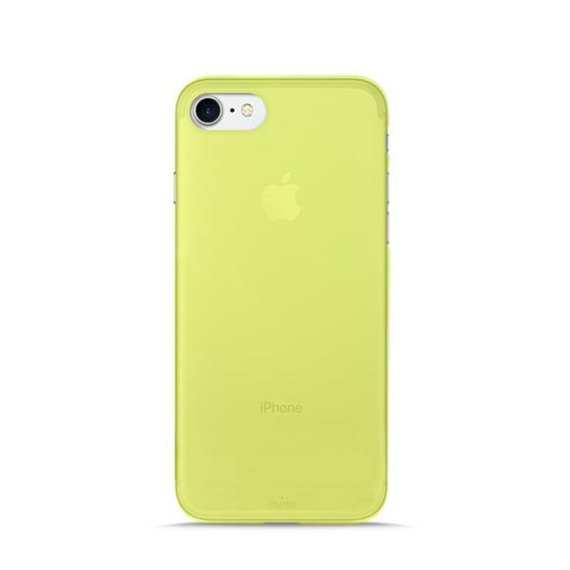 buy online 29c45 5df09 Puro Tpu 0.3 Ultra Slim Cover Lime Green iPhone 8/7