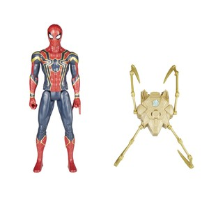 Hasbro Avengers Titan Hero Power FX Spiderman Figure 12 Inch