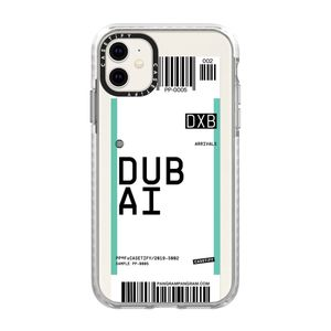 CASETiFY Dubai Pangram Collection Impact Case for iPhone 11