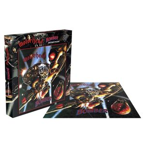 Motorhead Bomber Jigsaw Puzzle [500 Pieces]
