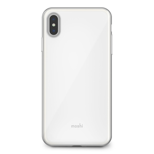 Moshi iGlaze Slim Hardshell Case White for iPhone XS Max