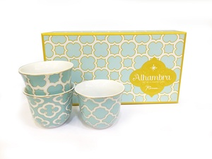 Rosanna Alhambra Chaffe Cups [Set of 6]