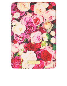 Kate Spade New York Folio Hardcase Photographic Rose iPad Mini 4