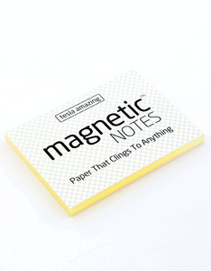 Magnetic Notes Transparent S