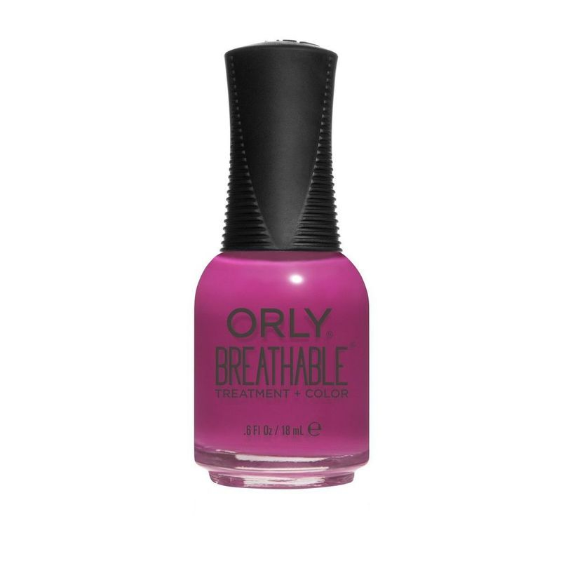 Orly Breathable Nail Treatment + Color Give Me a Break 18ml