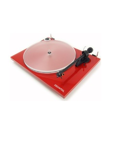 Pro-Ject Essential III Red OM10 Turntable