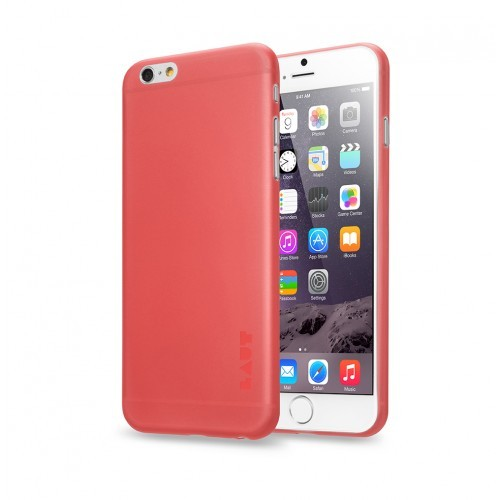 Laut Ultra Thin .45mm Case Red iPhone 6 Plus