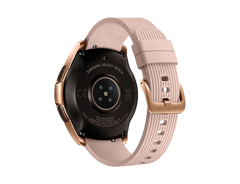 Samsung R810 Galaxy Smartwatch Rose Gold Smart Watches Wearable