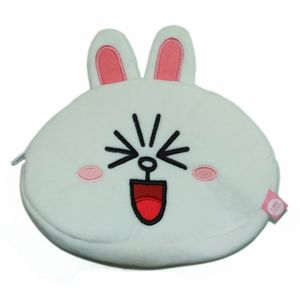 Line Friends Plush Pencil Case Cony