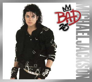 BAD 25TH ANNIVERSARY WITH O CARD