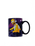 Simpsons Dj Homey Mug