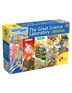 I'm Genius: The Great Science Laboratory
