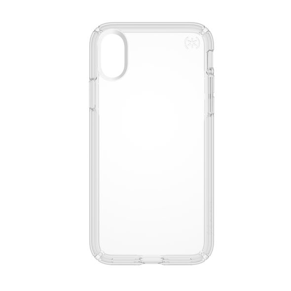 premium selection 081ce d6a11 Speck Presidio Clear Case Clear/Clear for iPhone X