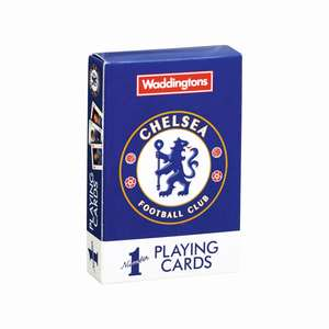 WADDINGTON'S PLAYING CARDS NO. 1 CHELSEA DECK