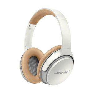 Bose Soundlink White Bluetooth Around-Ear Headphones