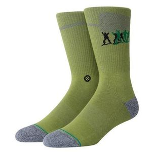 Stance Army Men Unisex Socks Green