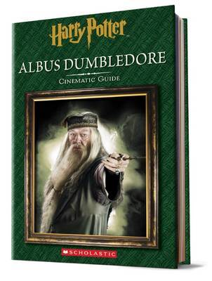 Art design books virgin megastore harry potter albus dumbledore cinematic guide solutioingenieria Gallery