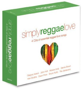 SIMPLY REGGAE LOVE / VARIOUS (UK)