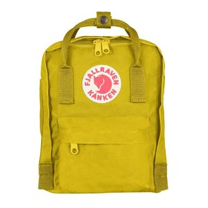 Fjallraven Kanken Mini Backpack Birch Green