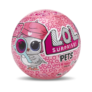 L.O.L. Surprise Pets Series 4 Mystery Pack [Includes 1]