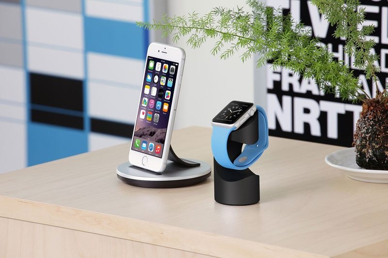 Just Mobile Timestand Charging Stand Apple Watch