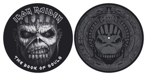 Iron Maiden: The Book Of Souls Slipmats [Set of 2]