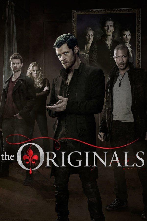 Resultado de imagen de poster season 5 the originals