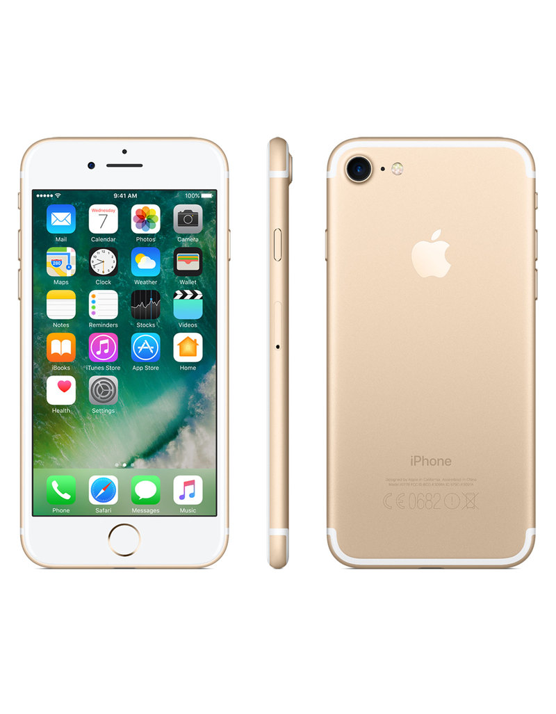 iphone 7 128gb gold iphone apple electronics accessories virgin megastore. Black Bedroom Furniture Sets. Home Design Ideas