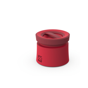 Zagg iFrogz Coda Red Wireless Speaker