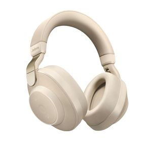 Jabra Elite 85h Wireless Noise Cancelling Headphones Gold Beige
