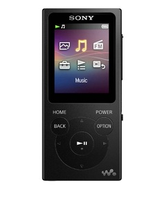 Sony NW-E394 8GB Black Walkman MP3 Player