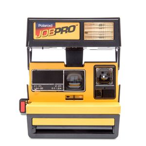 Polaroid 600 Instant Camera Job Pro